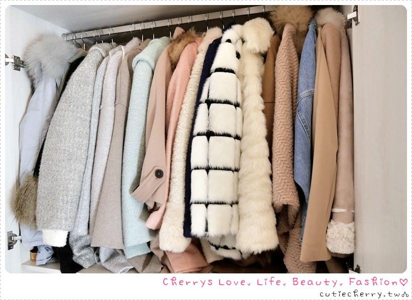 影音 翠蕊冬裝 #外套 #大衣 #針織 #毛衣 收納♥這樣收讓衣櫃的空間變更大♪
