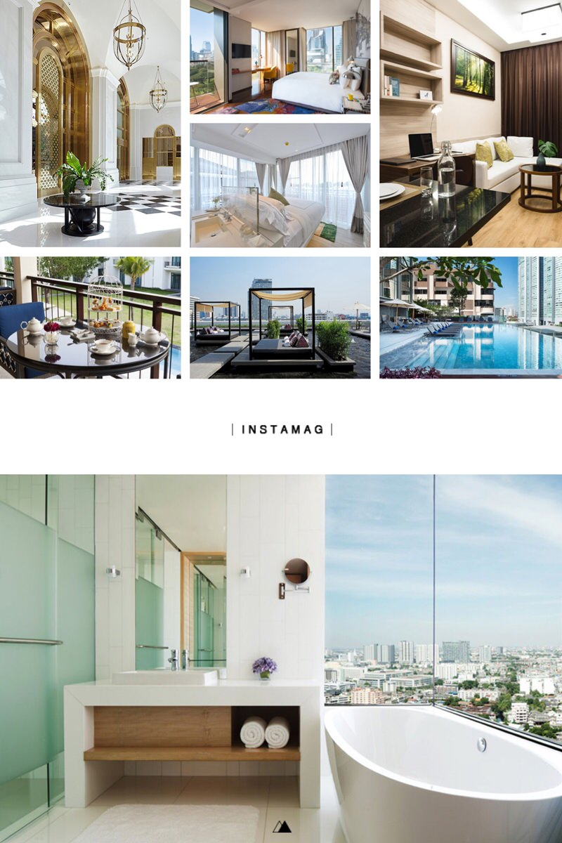 曼谷.住宿|2020 曼谷訂房筆記✏八家精選星級飯店住宿推薦