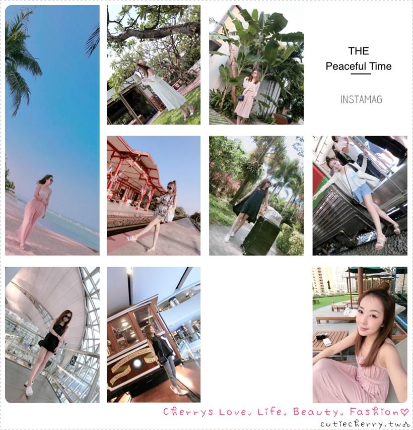 旅遊穿搭 泰國十天穿什麼?華欣 × 曼谷自由行的私服穿搭♥