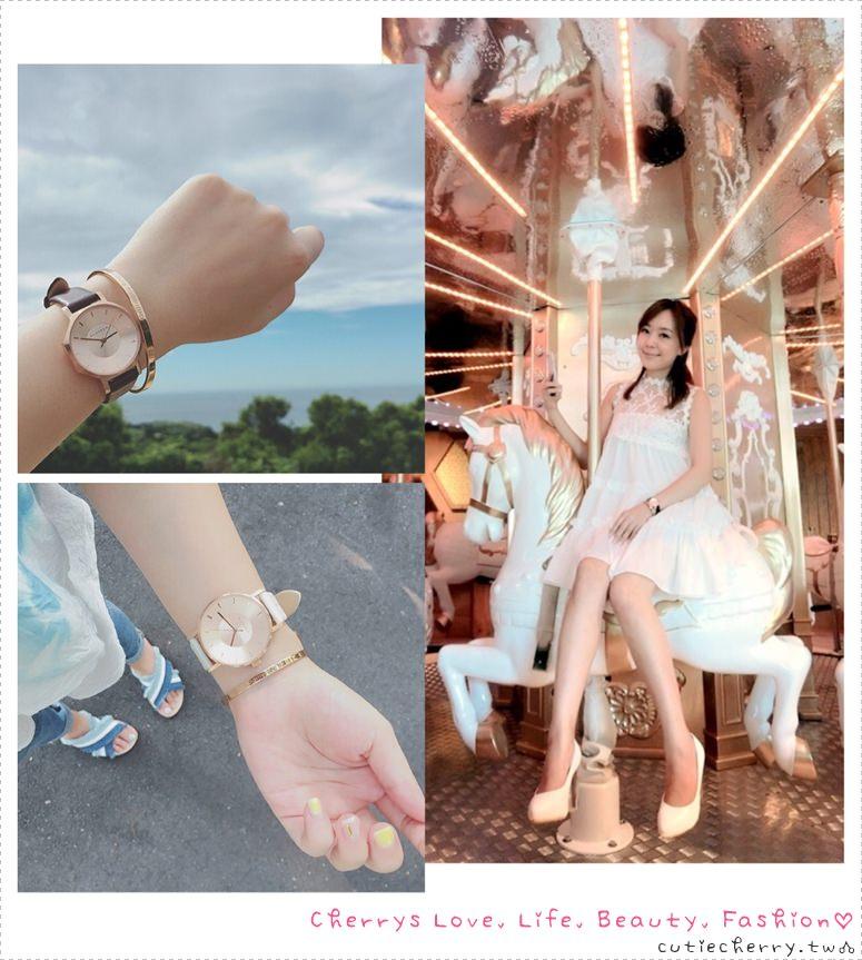 錶款|哪一款都好搭♥ 2017 KLASSE14 Miss Volare × OKTO,我的第四、第五支 K14 ♪