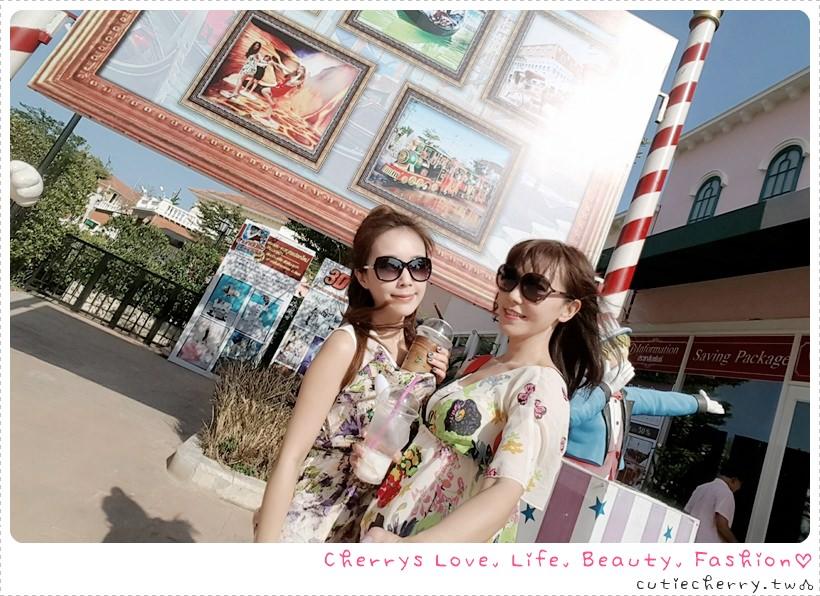 華欣.景點|The Venezia Hua Hin 華欣小威尼斯,不能錯過的拍照景點,隨處都好拍♥