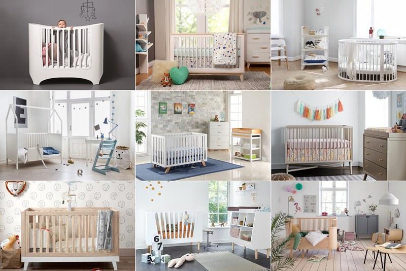 育兒.親子|12 個品牌 19 款成長型嬰兒床精選清單,蕊蕊的嬰兒床準備中♥