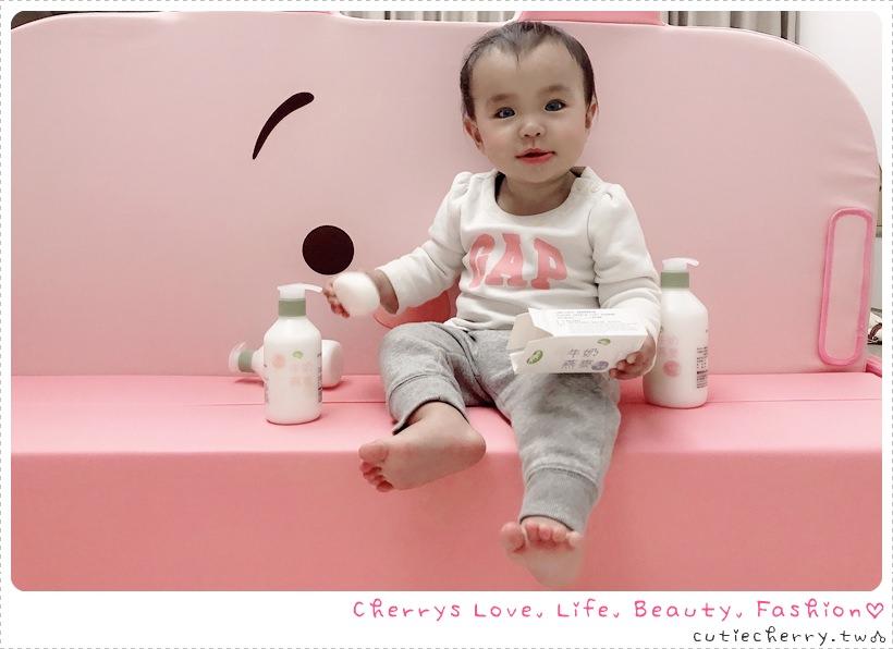 育兒.親子|nac nac 牛奶燕麥新升級♥給寶寶更全面性的滋養呵護