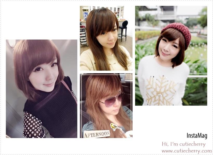 髮型★就這麼一刀告別長髮女孩,出乎意料的零負評短髮♥