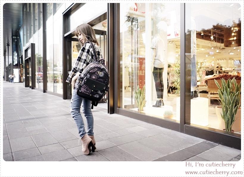 包包★不只是媽媽包,i.wow 愛娃包也能輕鬆搭出休閒時尚感♥【幸運兒出爐囉♡】