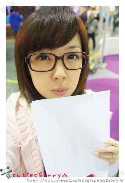 工作★2012TGS.台北國際電玩展.來XBOX找我吧♥