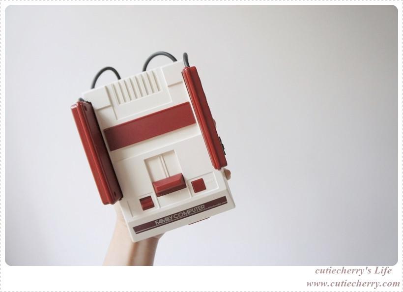 電玩|Nintendo Classic Mini 任天堂紅白機超經典迷你復刻♥這根本就是小時候的回憶啊♪