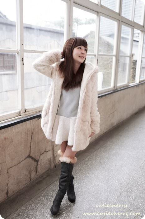 美髮★手殘鬼也超好整理♥翠蕊的冬季新LOOK
