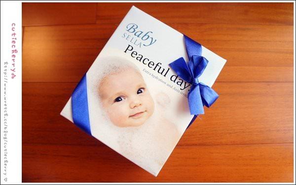 美體★給小寶貝最寵愛的呵護♥SELLA親親寶貝禮盒組