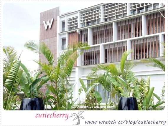 峇里島.巴里島.住宿|服務很棒,但設備還有待加強,是可以暫緩緩再入住的 W Hotel Bali Seminyak