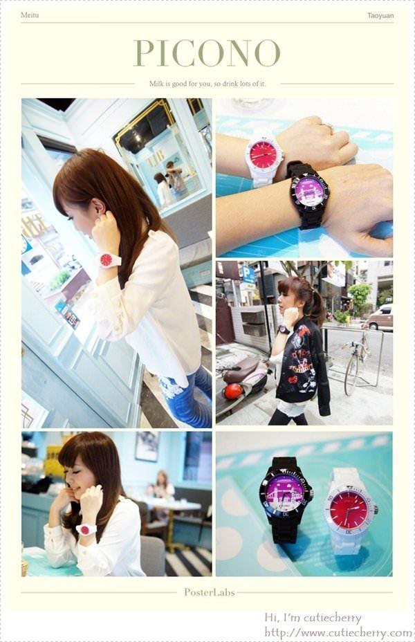 錶款★從小配件開始愛上運動休閒風♥ PICONO Watches