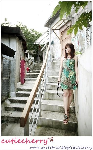 穿搭★夏日清爽系女孩❤百元單品的簡易搭配術