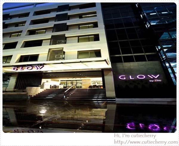 曼谷.住宿|Glow Trinity Silom,巷弄中的超值住宿(半反推)♥同場加映 BTS Chong Nonsi 週遭美食